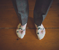 Groom's sock