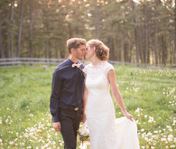 Outdoor elopement