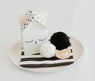 Kitty Cat birthday favors