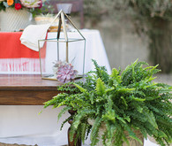 Spanish wedding inspired decor