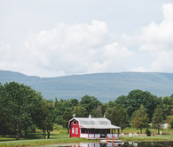 Upstate New York barn venue