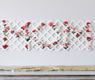 DIY Mother's Day flower sign