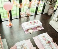 girls birthday party ideas