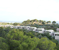 Amanzoe Hotel in Greece