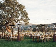 Sunstone Villa wedding reception