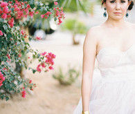 Palm Springs bride
