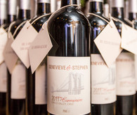 Bottled wine favors