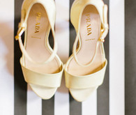 Prada wedding shoes