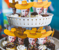 First birthday Fiesta party
