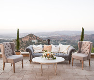 Malibu Rocky Oaks wedding lounge area