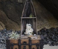 Shipwrecked wedding inspiration