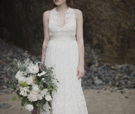 Elizabeth Dye wedding dress