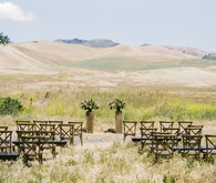 Reinstein Ranch wedding ceremony