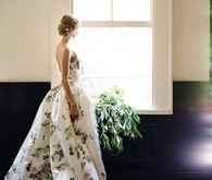 Elizabeth Fillmore wedding dress