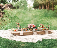Outdoor picnic inspiration