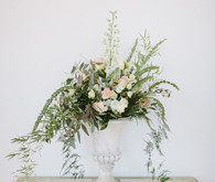 Elegant wedding florals