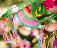 mexican paper garlands