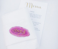 Whimsical place cards