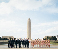 Kansas City wedding portrait