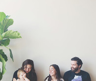 los angeles newborn photos by max and friends