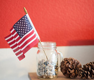 patriotic nursery decor