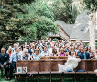 Calamigos Ranch wedding ceremony