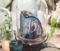 Boho table numbers