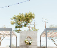 Biddle Ranch Vineyard wedding ceremony