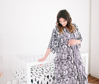 glamorous maternity photos of Catherine