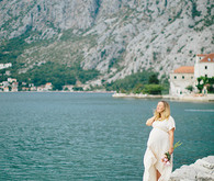 Montenegro maternity photos
