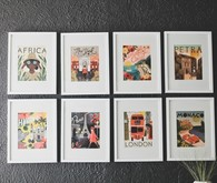 rifle paper co prints framed