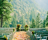 Fall floral wedding ideas