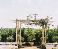 Soda Rock Winery wedding ceremony