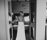 J. Mendel wedding dress