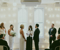 Modern wedding ceremony