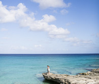 Turks & Caicos wedding portrait