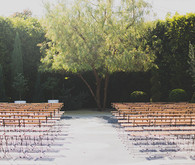Fig House LA ceremony