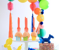 balloon animal party ideas