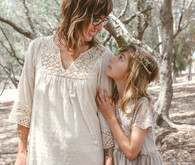 mother daughter portraits