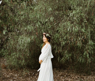 romantic maternity photos
