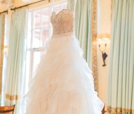 Lillian Lottie Couture wedding dress