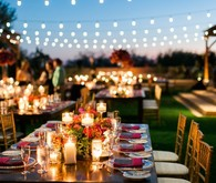 Four Seasons Arizona wedding reception