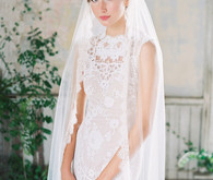 Claire Pettibone wedding dress