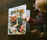 Harry Potter 1st birthday