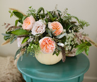rose floral arrangement