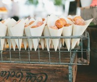 Donut hole favors