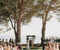 Big Sur wedding ceremony