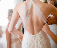 Inez di Santo wedding dress