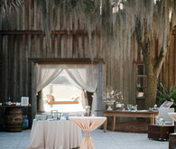 Boone Hall Plantation reception