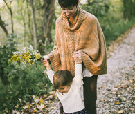 rustic fall family photos